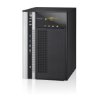 Thecus N6850 :: 10 GbE ready TopTower NAS устройство за 6 диска, 24TB, Intel® Pentium CPU, 2 GB RAM, USB 3.0, HDMI Out
