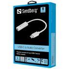 SANDBERG SNB-136-27 :: USB-C конвертор за мобилни устройства