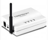 TRENDnet TEW-MFP1 :: Wireless N мултифункционален USB принт сървър