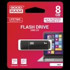 GOODRAM UEG3-0080K0R11 :: 8 GB Flash памет, метална серия UEG3, USB 3.0