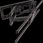 VALUE 17.99.1207 :: Стойка за стена за големи дисплеи, двойно рамо