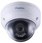 GEOVISION GV-ADR2702 :: IP камера, 2MP H.265 Low Lux WDR IR Mini Fixed Rugged Dome