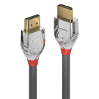 LINDY 37874 :: Кабел HDMI 2.0 Cromo Line, 4K, 60Hz, 28 AWG, 5m