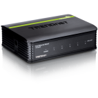 TRENDnet TE100-S5 :: 5-Port 10/100Mbps GREENnet Switch